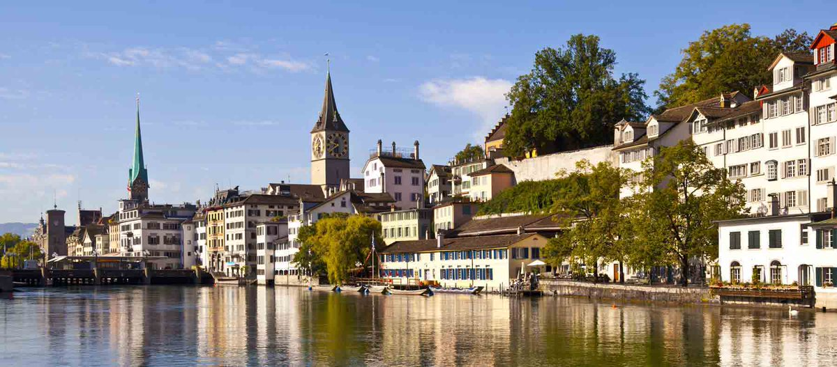 Gruezi to Zurich! What you shouldn't miss when spending a long weekend in Zurich: