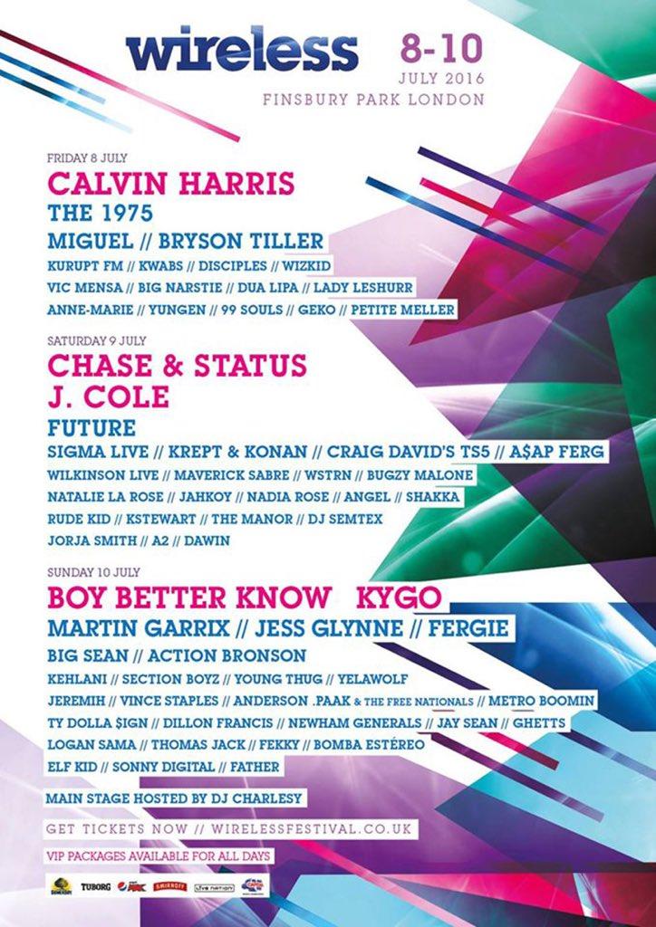waaadduupp LONDON!!!!! see u at @WirelessFest July 10th! get yr tix today: https://t.co/7nEPq3yS9e #wirelessfest https://t.co/DZplijbKsy