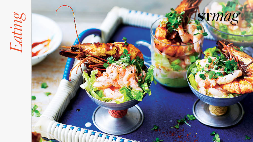 In this weeks @SundayTimesFood my Mexican-style prawn cocktail recipe A spiced-up version of a dinner party classic https://t.co/H4WiFiW7V1