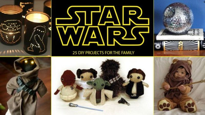 Amazing Star Wars DIY projects for you and the family