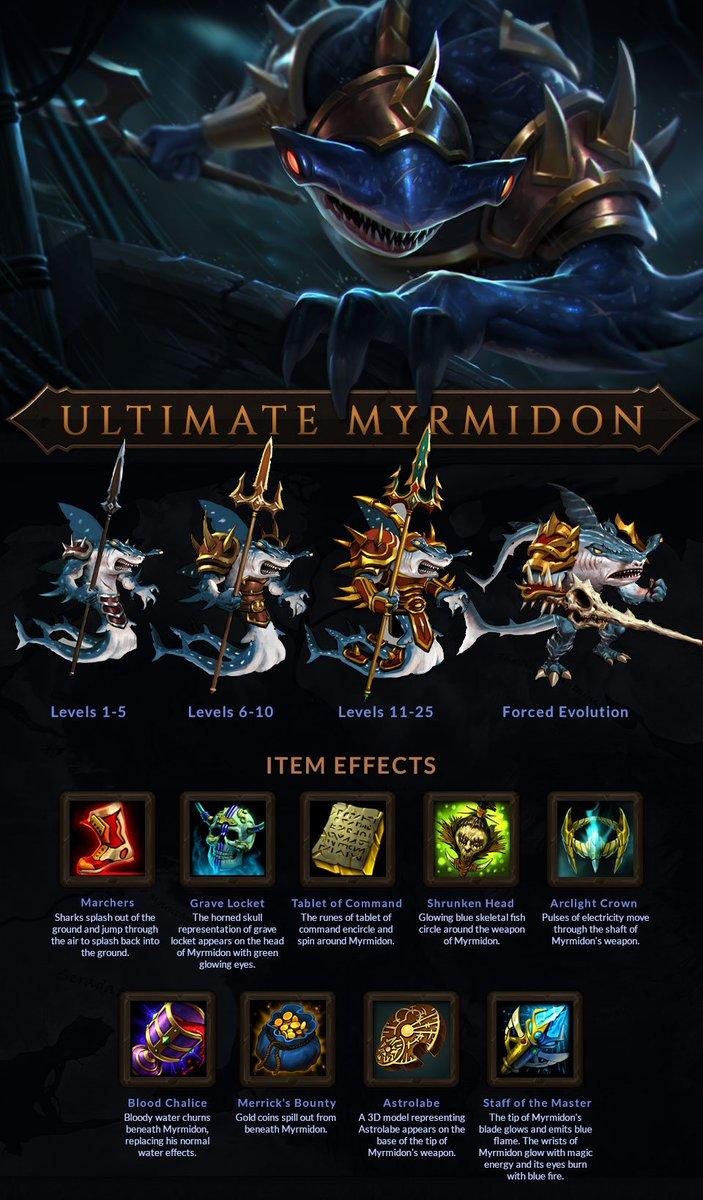 Ultimate Apex Myrmidon has arrived! https://t.co/nZndXJblra