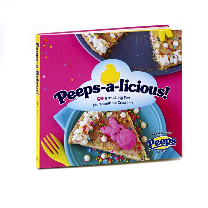Take your @PEEPSBrand ❤ to new levels w/ the PEEPS-a-licious! Cookbook from @QuartoCooks! https://t.co/mtg1X3KcNA https://t.co/d4pemrd2Ct