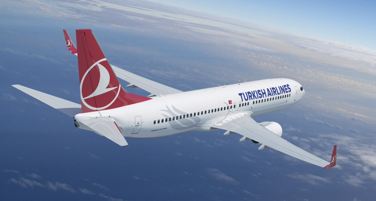 On Monday, ATL will welcome its newest passenger carrier, @TurkishAirlines. More here: