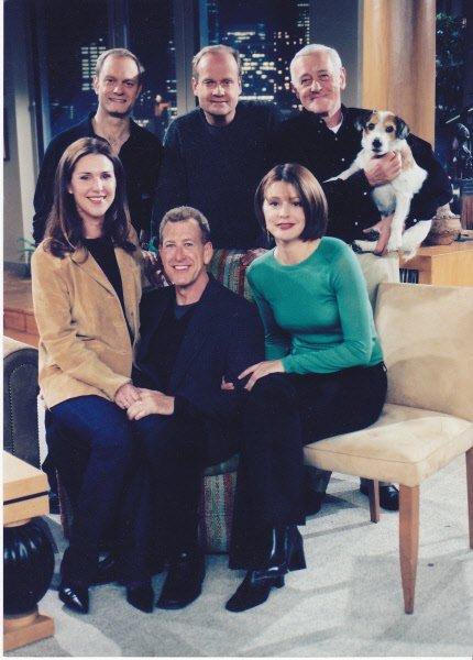 Today in 2004 Frasier ended its 11 yr run. Every day was a creative and personal lovefest for us all. #KACL https://t.co/6tD3C3htKn