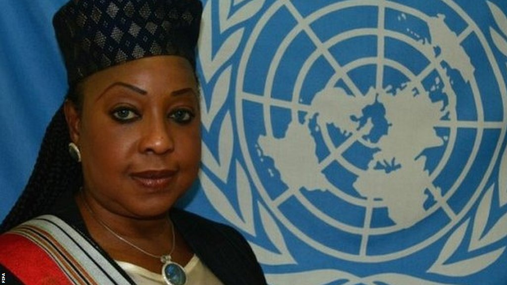 Senegal's Fatma Samba Diouf Samoura appointed Fifa's first female secretary general