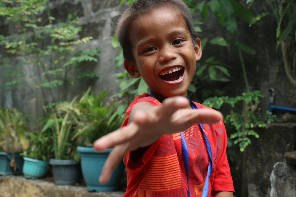 Sponsored kid Jian is showing off his Spiderman powers. CI kids are superheroes! https://t.co/ItXAS53s7D