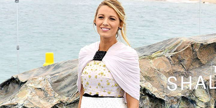 Blake Lively continues to showcase gorgeous maternity style at via @People_Style
