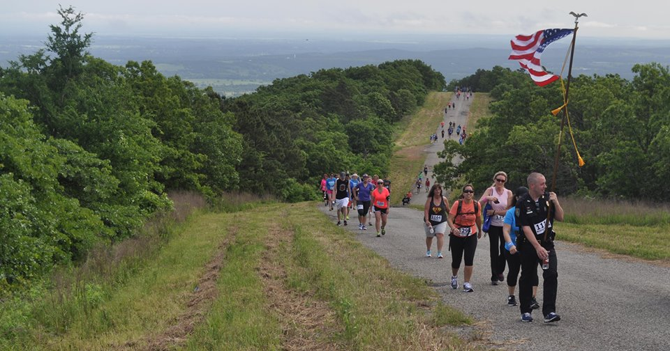 "Challenge yourself to complete this uphill 8K to the top of the ""World's Highest Hill"" https://t.co/f31LXxWD8E https://t.co/3oDag5LPq6"