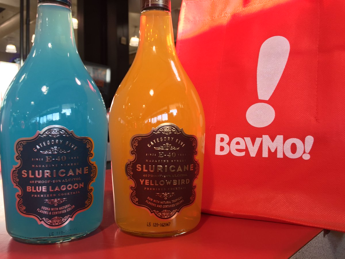 #Breaking: @E40's Sluricane Blue Lagoon & Yellow Bird Cocktails available in our California stores! https://t.co/v1NIj6xtuB
