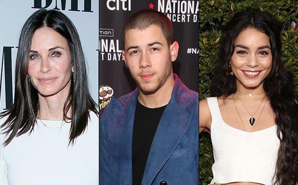 Courteney Cox, Nick Jonas, and more will be 'Running Wild with Bear Grylls':