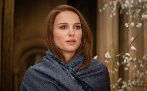 Natalie Portman isn't in ThorRagnarok, says Marvel chief: