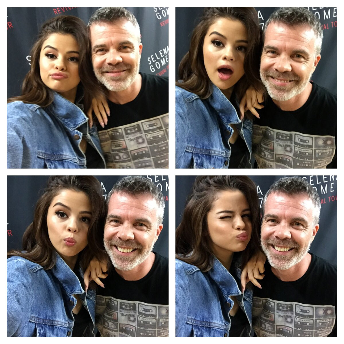 Selena took my phone again