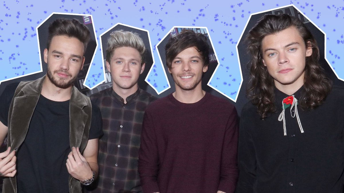 See One Direction Reunite On Family Guy