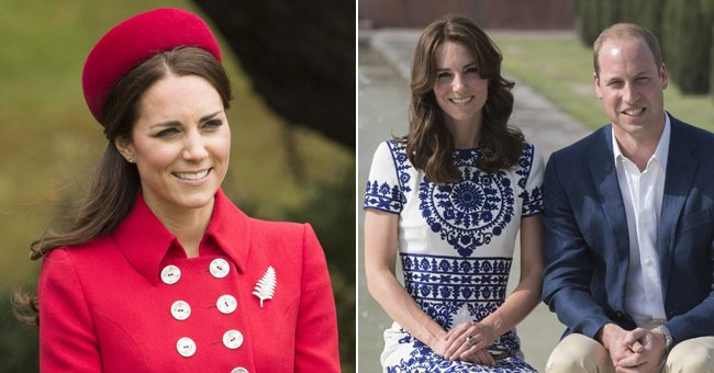 Have you ever noticed that Kate Middleton ALWAYS does this with her legs?