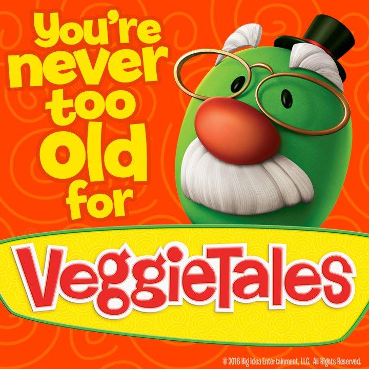 'RT' if you agree! #VeggieTales https://t.co/9KiW6jYIcr