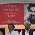 SINDH remembers non-communal prime minister of Sindh under British raj Martyred Allah BUX Soomro @Marium_Soomro https://t.co/BrRDNQs4MU