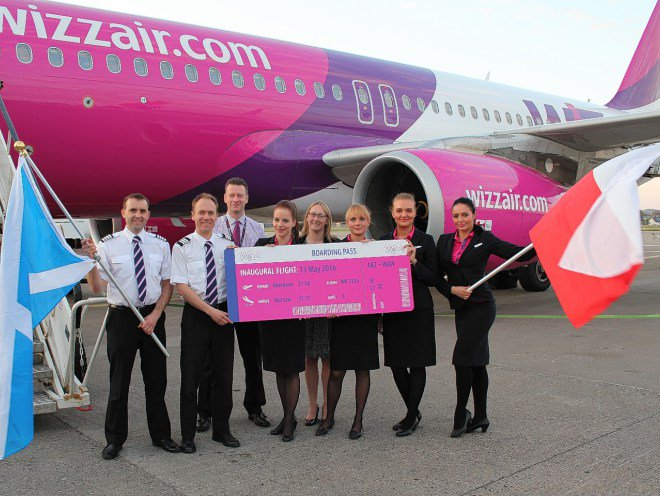 RT @pressjournal: Take-off for new flights linking Aberdeen and Warsaw