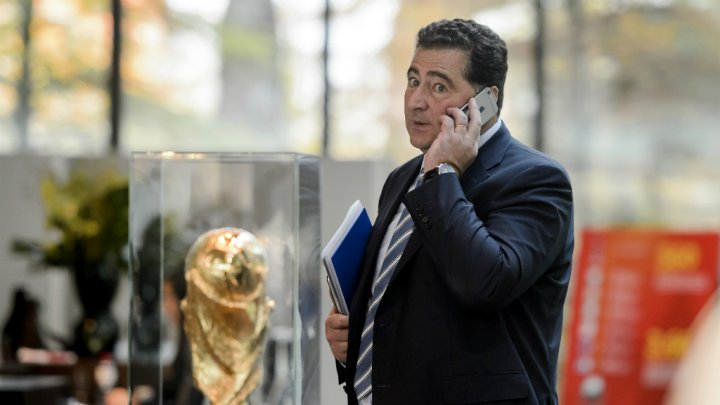 FIFA audit chairman Scala quits in protest at Infantino