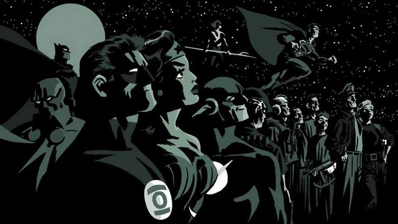 RIP Darwyn Cooke. One of the greats. https://t.co/4GCJmYKXpC