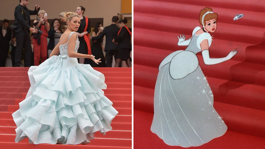 Cannes: Is Blake Lively actually Cinderella? @pretareporter investigates