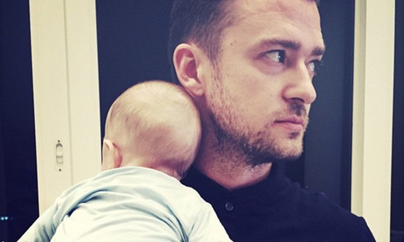 Aw! Justin Timberlake chats about baby son Silas...