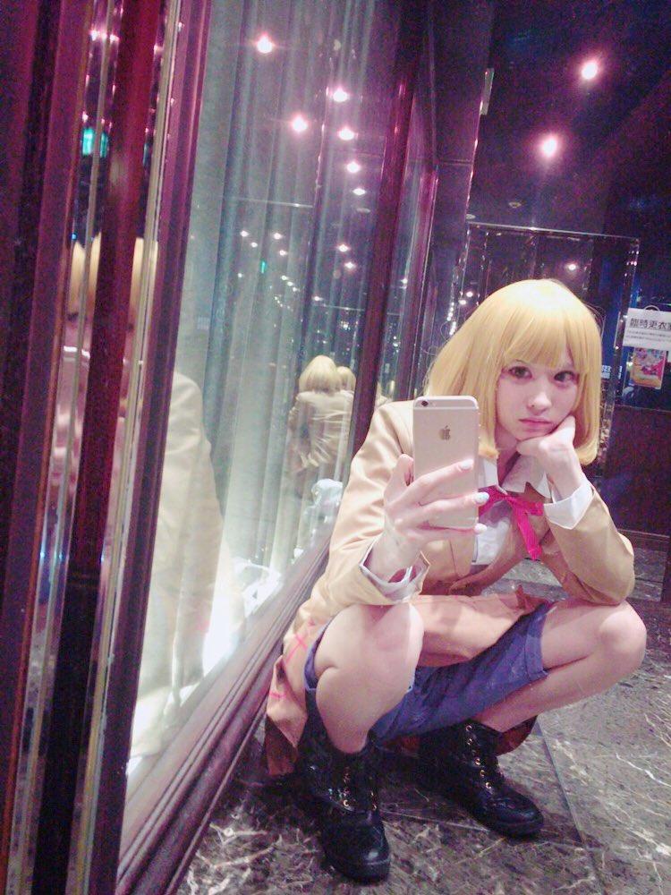 立石都美さんの写真とつぶやき:監獄学園花ちゃんのかっこしてる https://t.co/sXEhWLsBNd