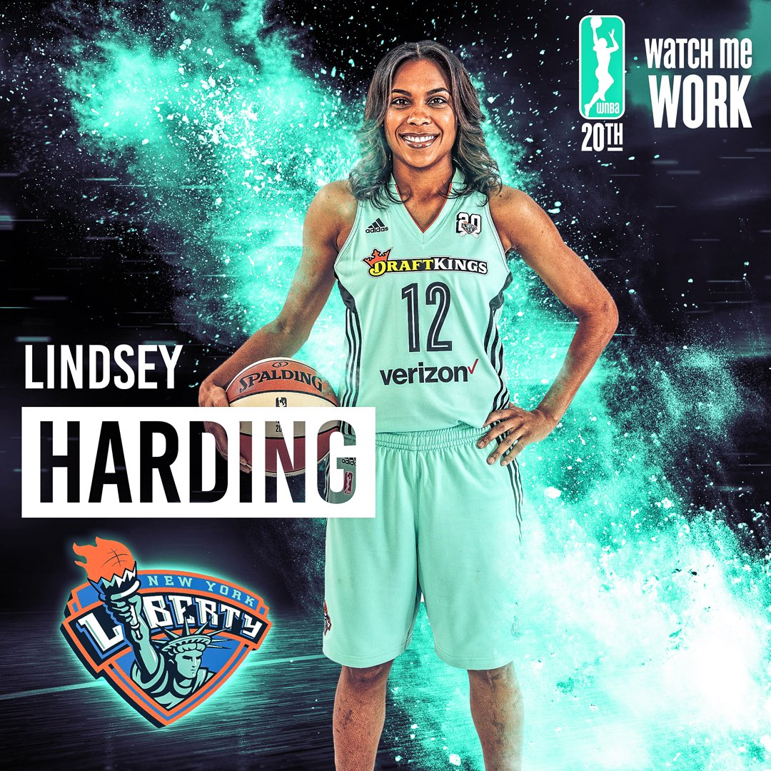 Excited for season opener #WatchMeWork #WNBA20 https://t.co/yH6jJvW5kV