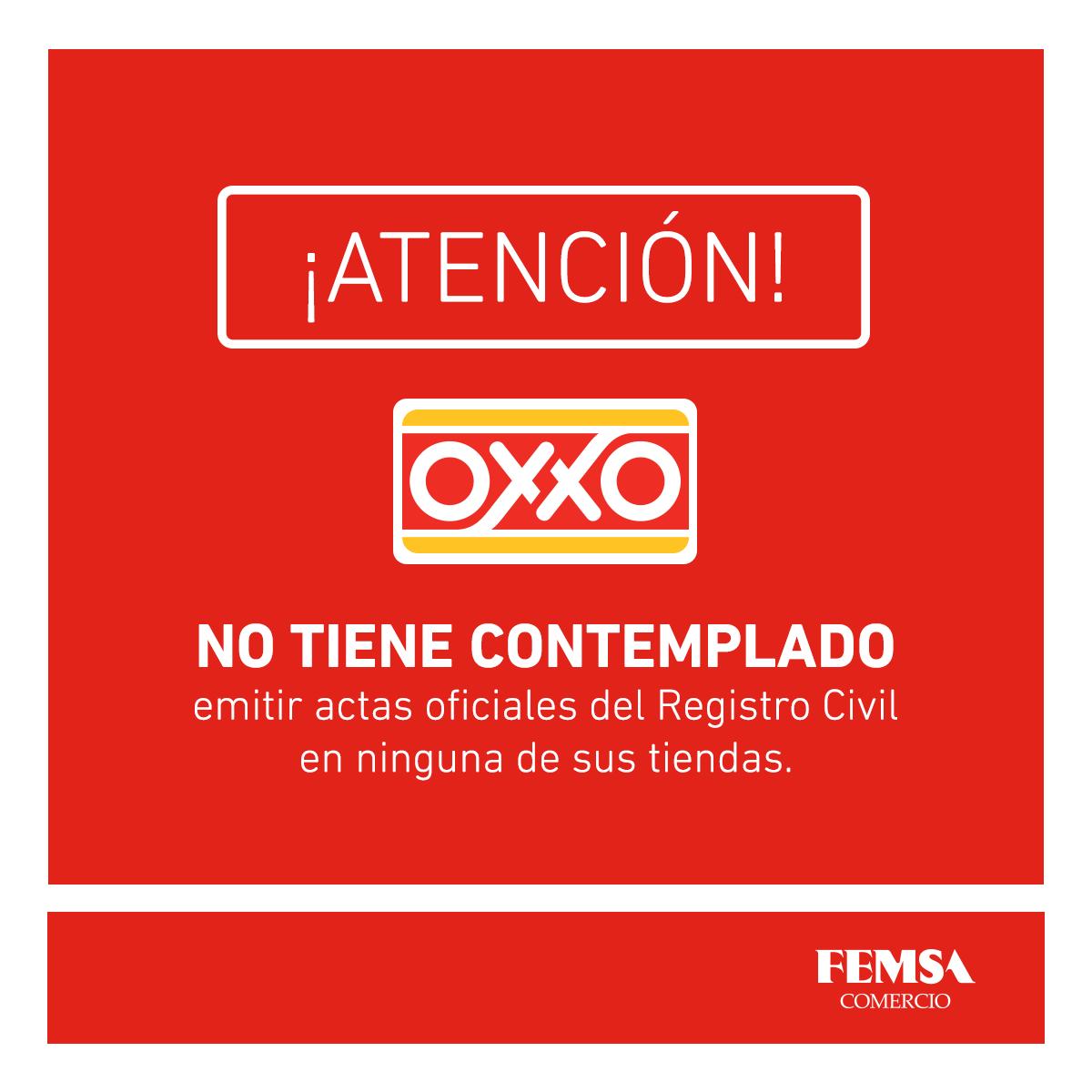 Información relevante para la comunidad de @Tiendas_OXXO https://t.co/D3O6Ar33E0 https://t.co/UOafHEHBQw