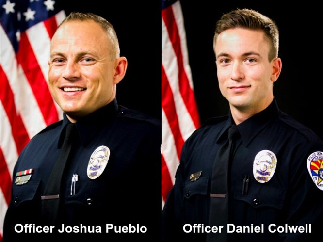Two Officers Shot in 'Ambush' at Arizona Walmart, on Road to Recovery: After what… https://t.co/V8VUUgXzHU #Police https://t.co/QiOM8XF7Bf