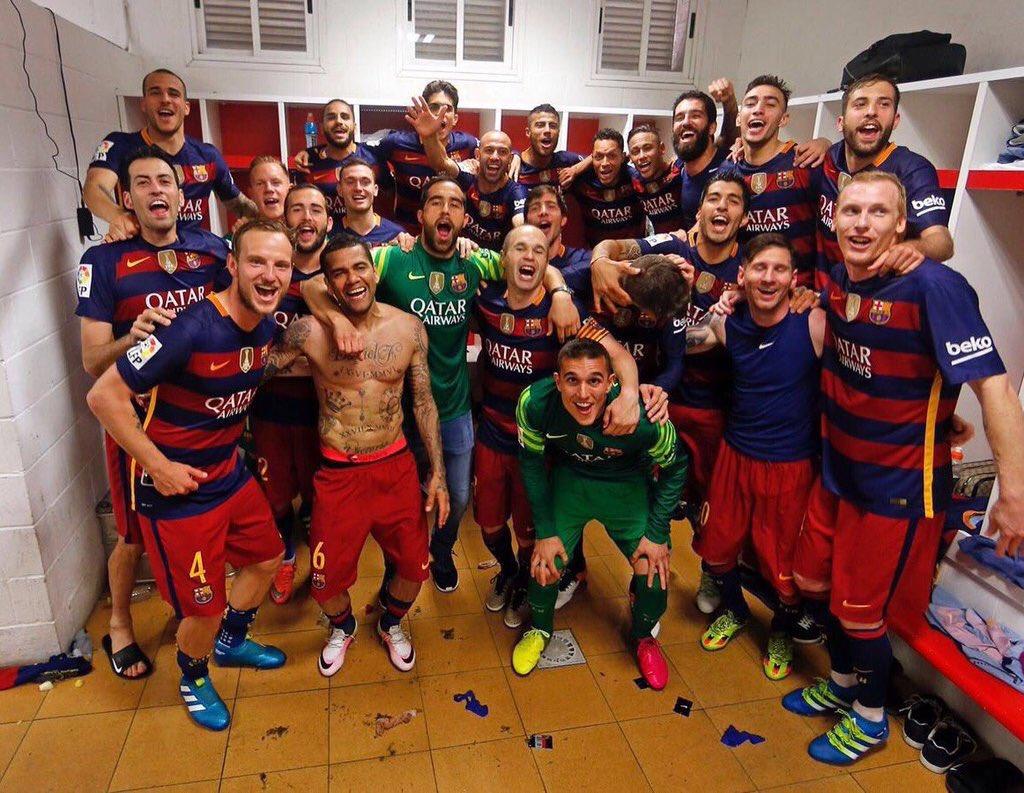 Campeones de nuevo!!!!! Enhorabuena!!!! https://t.co/zZVZGeFhvv