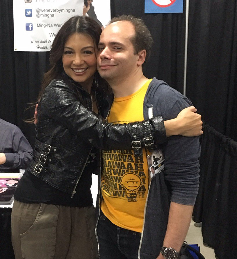Hugs and punches: turns out @mingna was true to her word! https://t.co/Pz1A6sh5n1 https://t.co/my4fiPC2Fn