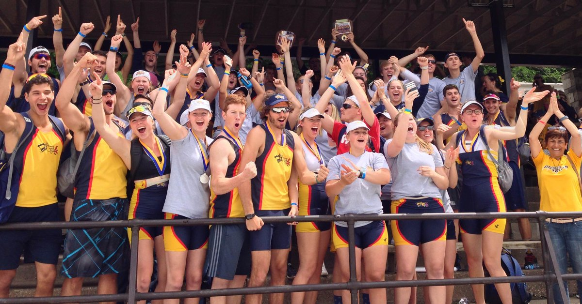 Congratulations @Drexel_Crew on winning four straight Dad Vail Regatta championships @DadVailR #DadVailregatta https://t.co/Qar9FVTbRJ