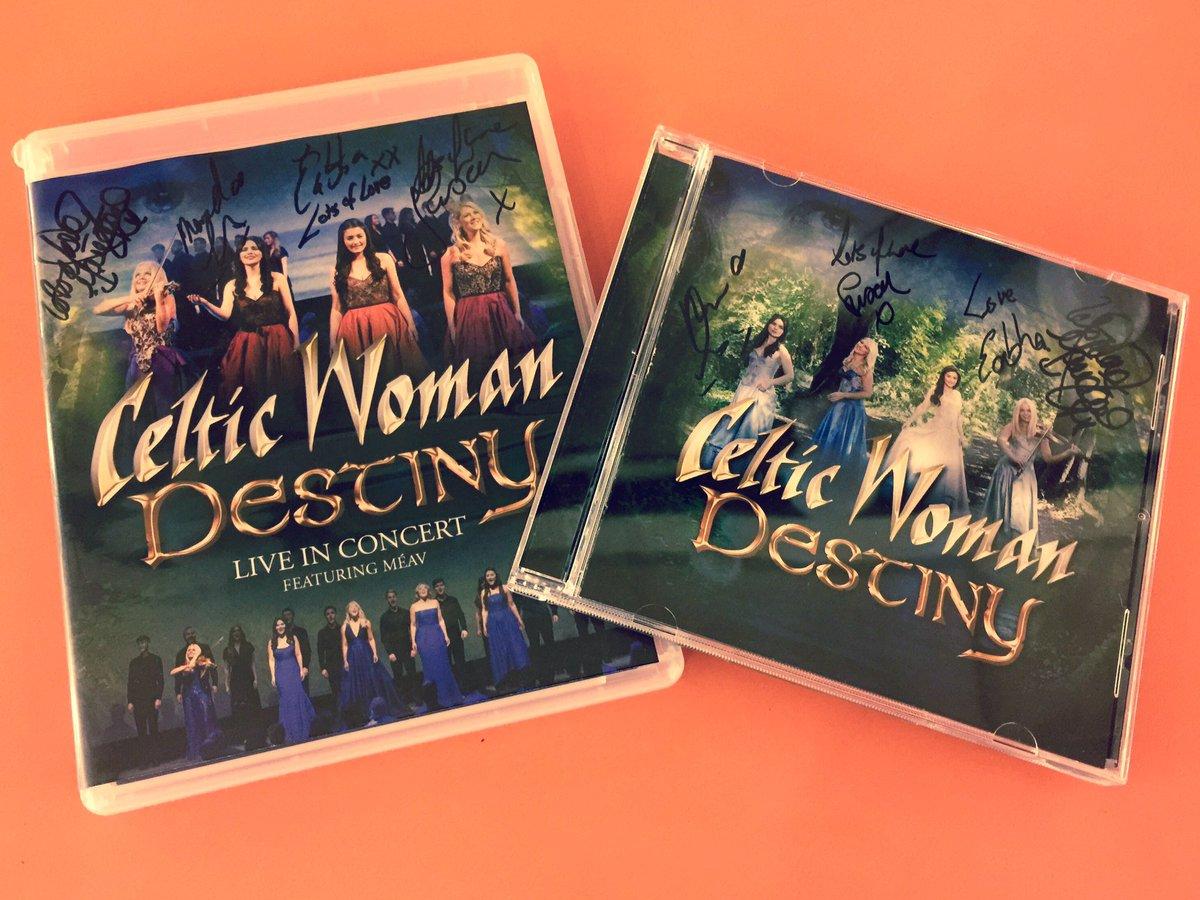 Who'd like to win #Destiny on CD or DVD signed by @MaireadNesbitt @MaireadCarlin @susiemcfads & @eabhamcmahon https://t.co/nKdT8hYa9n