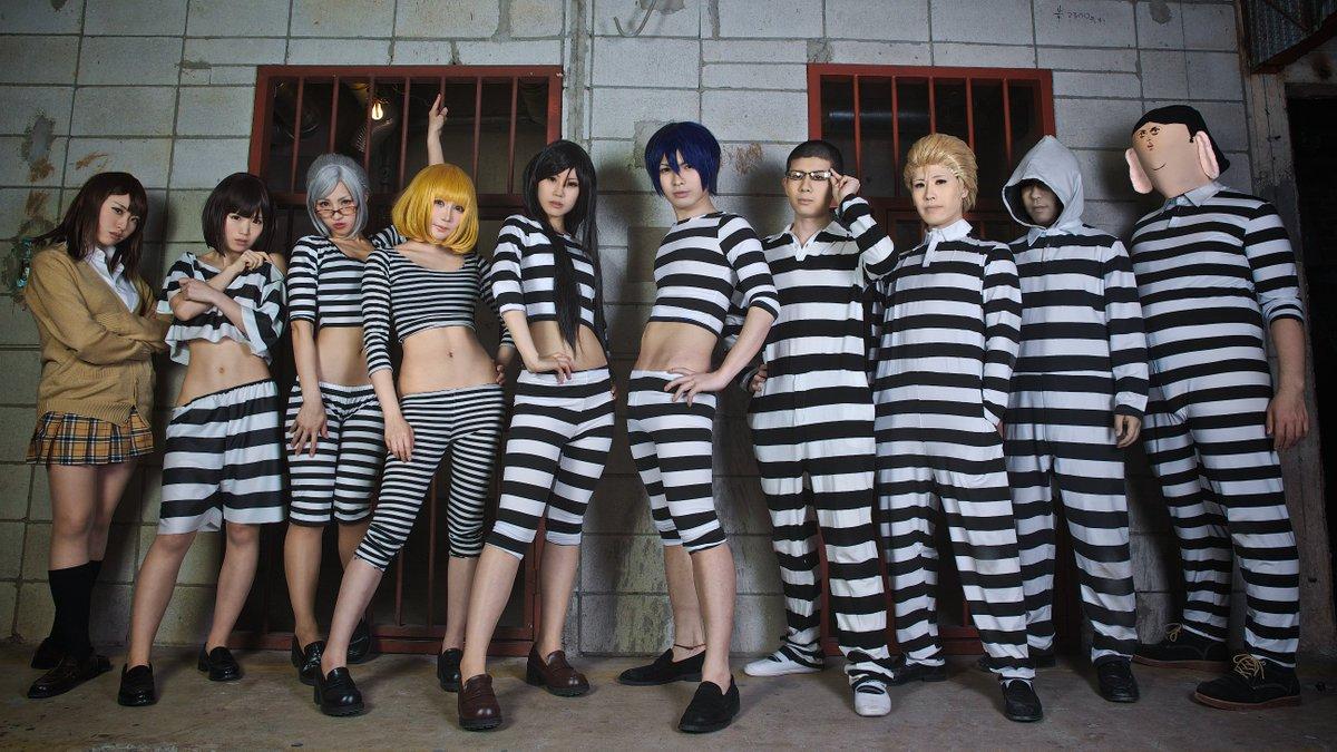 5/4 監獄学園あわせ大型あわせの撮影は初めてでしたが、とても楽しかったです!