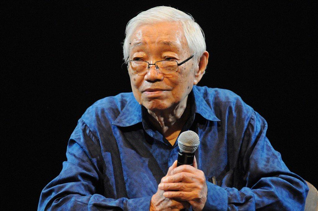 """Selamat jalan Bpk Han Awal (1930-2016). Terimakasih telah berbagi ilmu """"Arsitek di Indonesia"""" (2015) di @salihara https://t.co/SxcVqOrQyf"""
