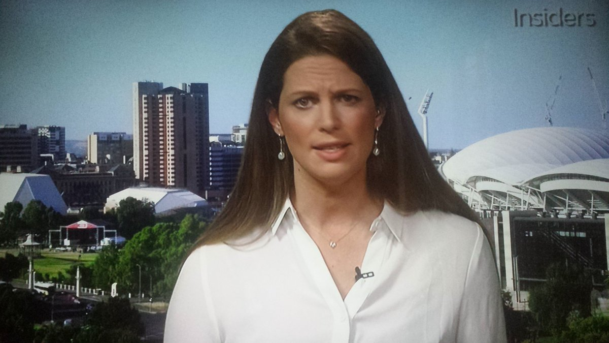 'They cut every program but this one. It cost $185m so 60 families can have a subsidised Nanny.'  #AUSpol #insiders https://t.co/c7pjQcvVgn