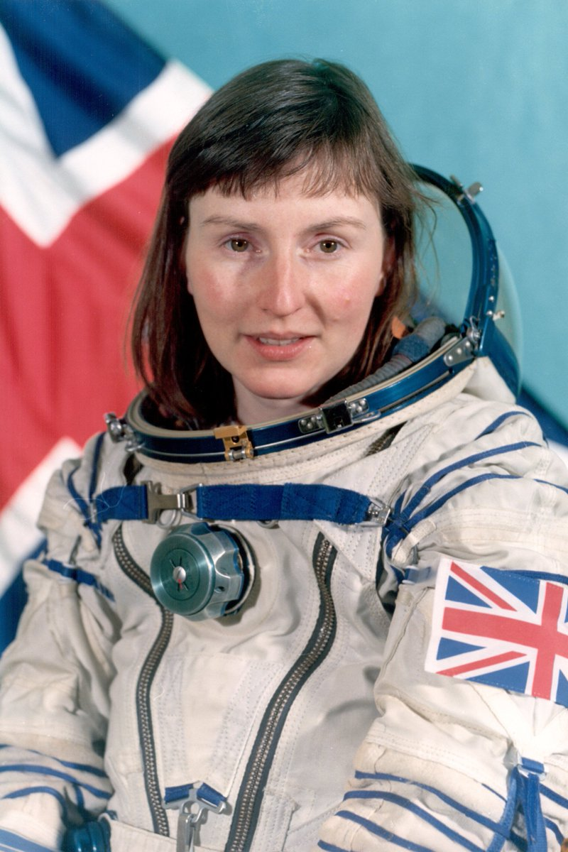 Today in 1991 Helen Sharman became the first Briton in space, travelling on a Soyuz spacecraft. #Science366 https://t.co/QjXljZdjjO