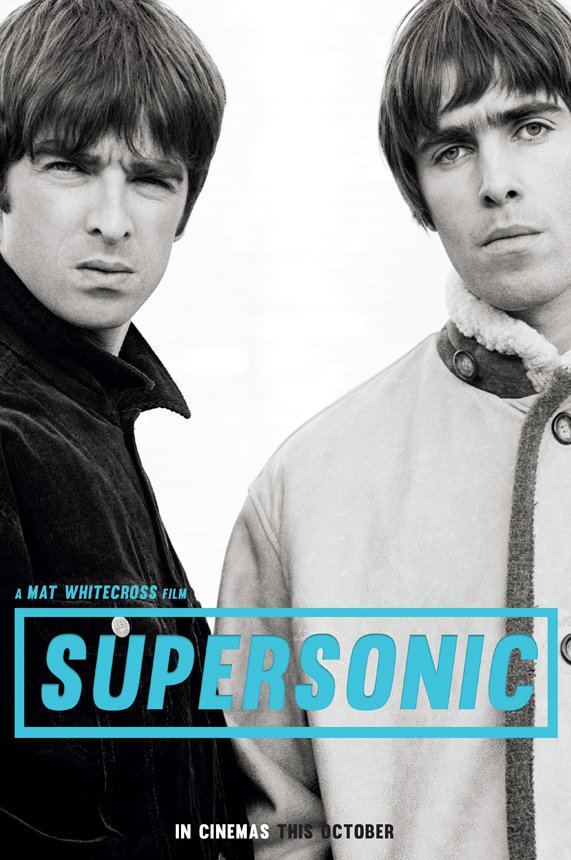 The title has been announced for the feature documentary chronicling Oasis' rise to fame... SUPERSONIC https://t.co/mxpQg60KnB