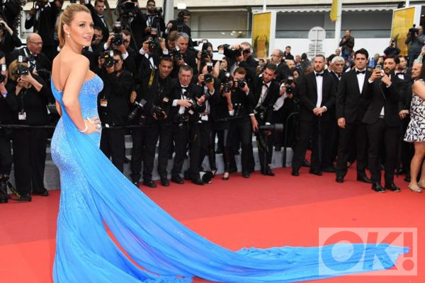 Blake Lively SLAYED at Cannes, again, yesterday!