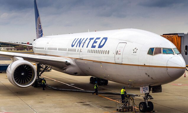 Air marshal on United Airlines flight at Heathrow allegedly removed by police
