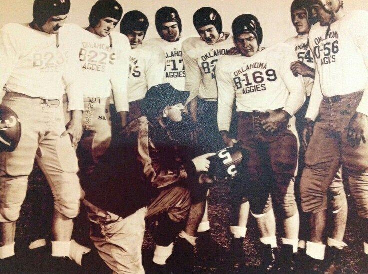On this day in 1957, Oklahoma A&M changed its name to Oklahoma State University. #̶G̶o̶A̶g̶g̶i̶e̶s̶ #GoPokes https://t.co/jEO02aCgFp