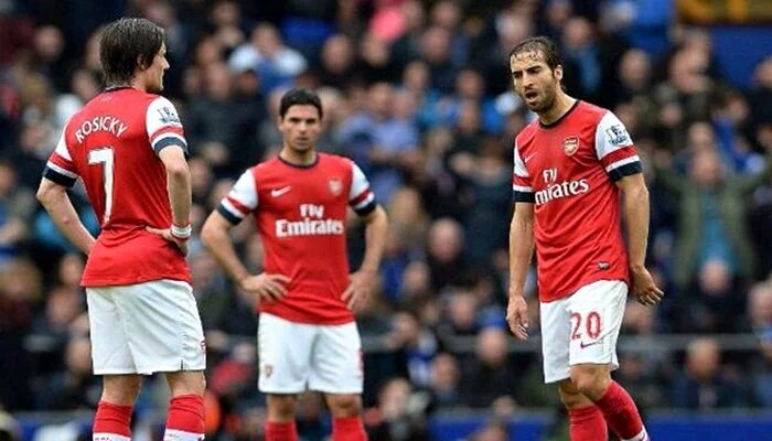 Thanks for the memories @m8arteta, @mathieuflamini & Tomas Rosicky. Once a Gunner, always a Gunner! https://t.co/DKPxwOcDnt
