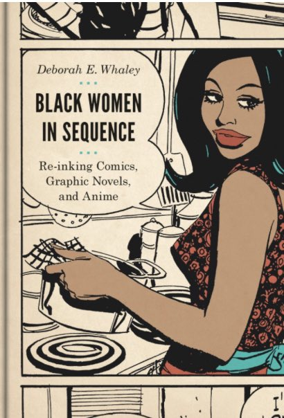 Black Women is Sequence by @dewhaley.  #WakandaSyllabus https://t.co/FXKdqJBFl4