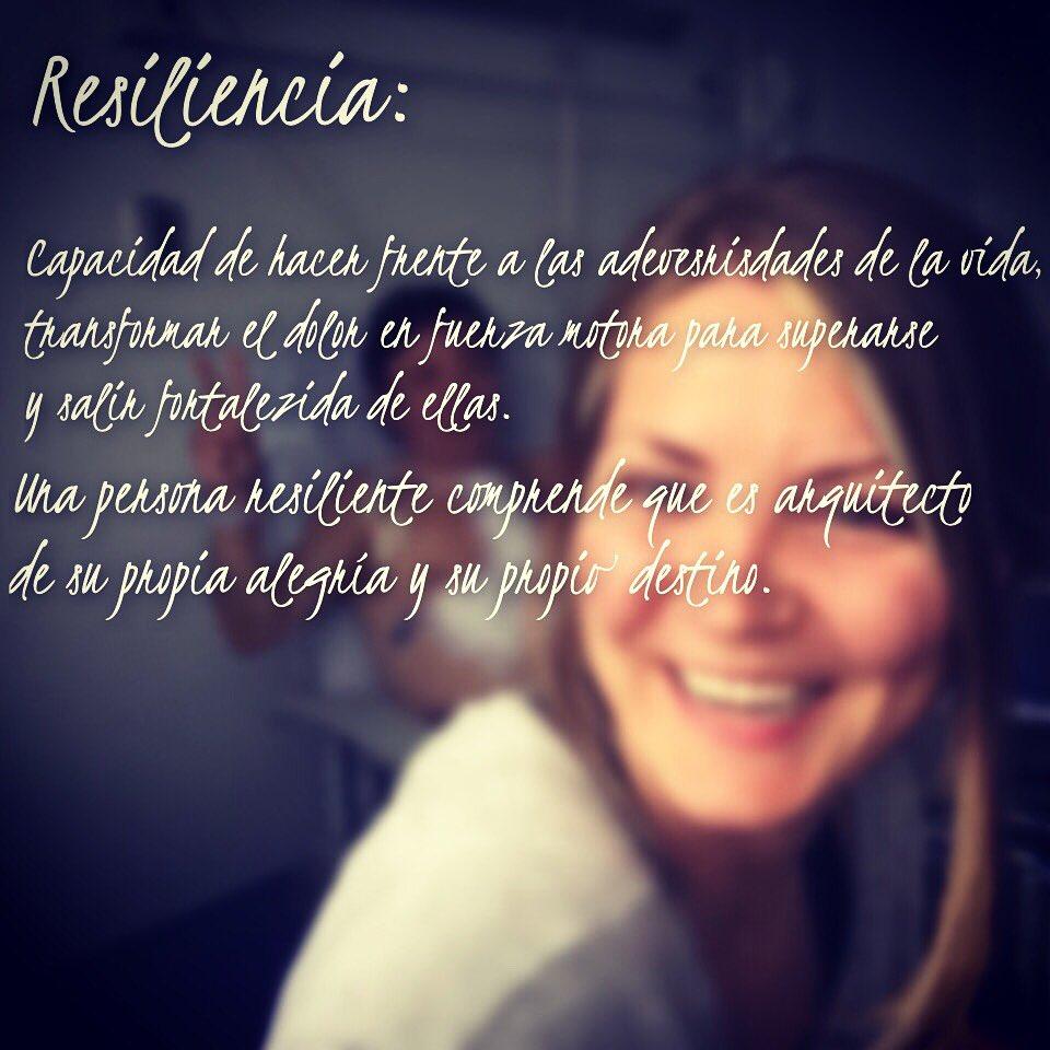 Resiliencia ❤️💪🏻