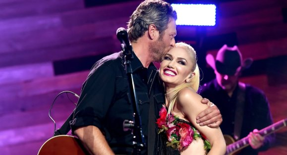 Gwen Stefani is still over the moon about her duet with Blake Shelton on The Voice: