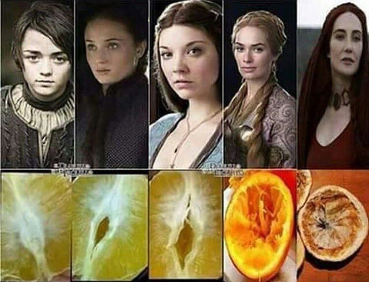 #GameOfThrones is almost upon us! With that in mind, think about this ? URNm7eb6EE
