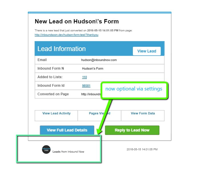 Attribution link on new lead email is now optional https://t.co/AhNMZnys8z #wordpress https://t.co/oYQlTC7u5J