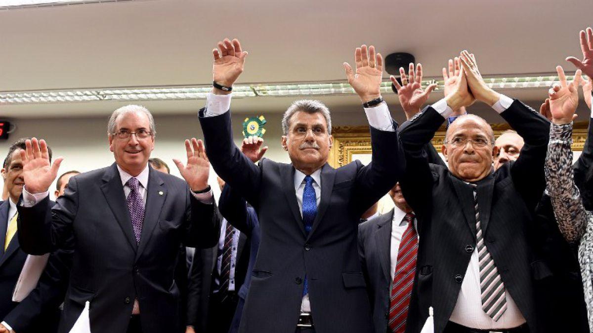 Resultado de imagen para los ministros corruptos de temer