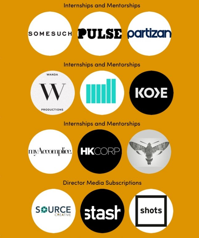Directors, want to win an internship at one of these companies? Enter #RadarAwards NOW! https://t.co/6M8ZmYuEK1 https://t.co/UQNB3VJFjI