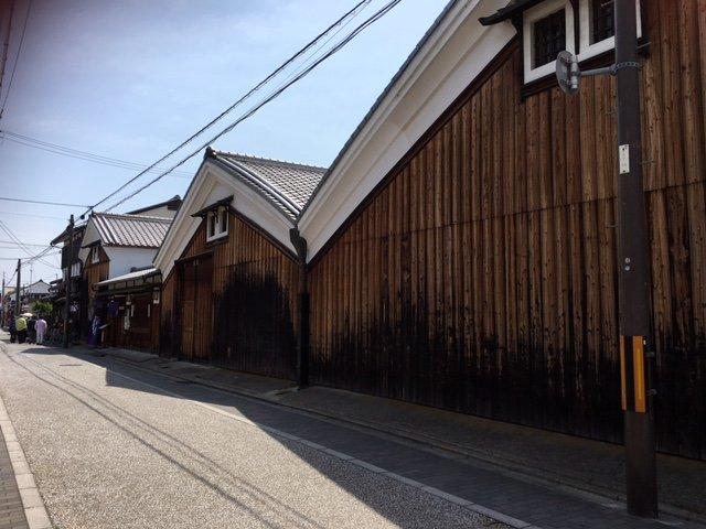 週末は天気が良く暑かったですね~ わたくしは久しぶりに京都の伏見に行ってきました^^ 酒蔵めぐりは楽しかったです https://t.co/A1I6KGWL4w